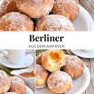 Berliner aus dem Airfryer