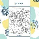Picadelo  Jeu & coloriage de Pâques à télécharger pour vos enfants
