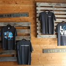 T Shirt Displays