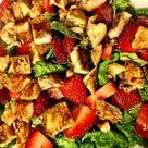 Chicken Spinach Salads