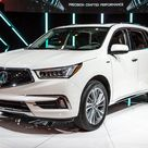 2017 Acura MDX New Hybrid Model, More Standard Safety Gear