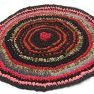 Rag Rug Crochet