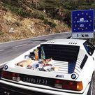 "🌴🍉 80s Aesthetics🌴🍉 on Instagram ""Road Trip Goals ✨ BMW M1. 1978–1981🇩🇪  Also follow concepttalk  photo asphaltheritage  … bmwm1 vintagecars 80scar cultclassic…"""