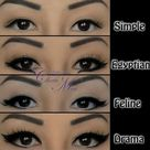 Eyeliner Types