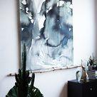 DIY Aquarell Bild Ikea Hack Low Budget - Kreative Fotografie Tipps und Foto Hacks