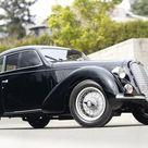 1938 Alfa Romeo 6C 2300 B Mille Miglia