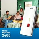 Avm Fritz. Repeater 2400 International   Repetidor/