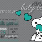Snoopy Baby Showers
