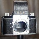 EXA Version 6 35mm Waist Level Finder Film Camera Body Only Ihagee Kamerawerk Steenbergen Germany 1961