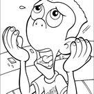 Ausmalbilder Kinder zum Ausdrucken Jimmy Neutron 34