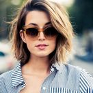 The Most Flattering Short Hairstyles for Thick Hair