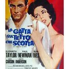 'Cat on a Hot Tin Roof, Italian Movie Poster, 1958' Prints  | AllPosters.com