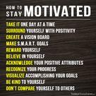 I Need Motivation