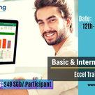 Basic & Intermediate Excel Training Session