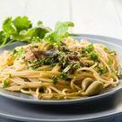 Spaghetti Aioli (Spaghetti Aglio e Olio)