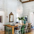 You'll Want To Spend Christmas In This Rustic Country House