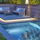 Der passende Sichtschutz für den Pool