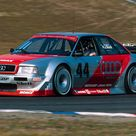 RetroRacingCo AeroFriday 1992 Audi 80 DTM as tested by HansJStuck. A rule change meant this beast never raced pic.twitter.com/EGMH4Xy6nj