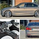 2016 BMW 3 series Refreshed Styling, New Six, Revised Chassis