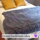 Guest bedroom idea ✨💜 Murphy bed