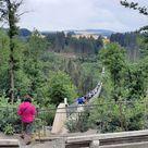 Longest suspension bridge
