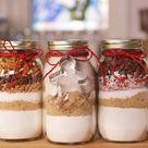 Backmischung im Glas selber machen - die 10 besten Rezepte fürs perfekte Geschenk! - DIY, Rezepte - ZENIDEEN