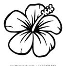 Flowers Flower Silhouettes Creative Logos Black Stock Vector (Royalty Free) 1425271322