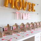 Movie Themed Birthday Party - Crazy Wonderful