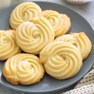 Butter Cookies - Cooking Classy