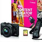 Canon EOS M200 Mirrorless Digital Vlogging Camera..