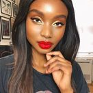 The perfect red lipstick shade for each hair colour and skin tone
