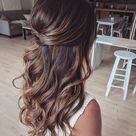 long hair goals - loose curls - loose waves- THM Hair Extensions