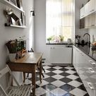 30+ Kitchen Floor Tile Ideas Best of Remodeling Kitchen Tiles in Modern, Retro, and Vintage Style