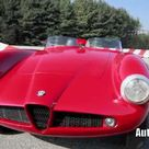 Alfa Romeo 750 Competizione   The sound on track