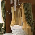 20 Ideen für kleines Bad Design - platzsparende Badewanne