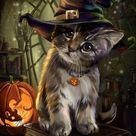 ▷ 1001 + Ideen für Halloween Bilder zur passenden Stimmung