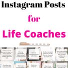 Free 21 Days of Done for You Instagram Content for Life Coaches — Shikah Anuar