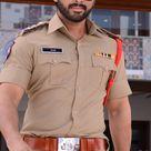 Allu Arjun Police Dress