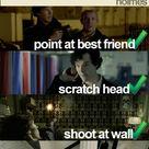 Sherlock Gun Safety