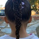 Cute girls hairstyle for school!