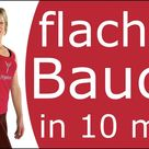 ⚠️10 min. flacher Bauch - dünne Taille für Fortgeschrittene | ohne Geräte