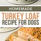 Homemade Turkey Loaf Recipe for Dogs