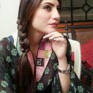 Neelam Muneer hairstyle
