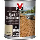 Saturateur Haute protection Naturel Mat 1L V33