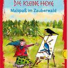 Thienemann-Esslinger Verlag Die kleine Hexe. Malspaß im Zauberwald