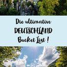 Was solltest du in Deutschland erlebt haben?