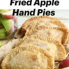 Homemade Fried Apple Hand Pies