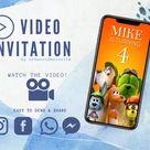 Go Dog Go Invitation, Go Dog Go Video Invitation, Party, Birthday, Go Dog Go ,Birthday Party, Go Dog Go Birthday Party