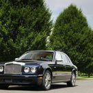 2005 Bentley Arnage Blue Train