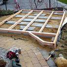 Leicht Ein Holzdeck Oder Holzterrasse Am Gartenteich Bauen ⋆ 3 Schritte